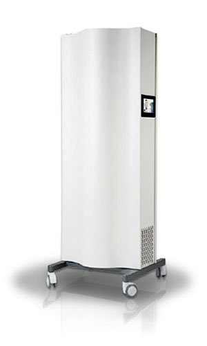 electronic air purifier