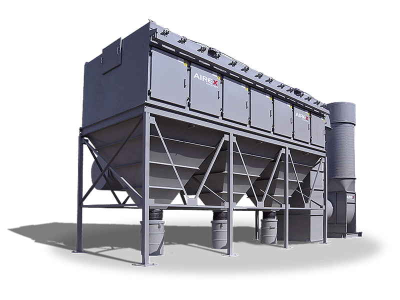 dcch cartridge dust collector