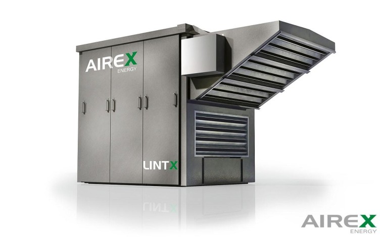 Lintx - Industrial Dryers Heat Recovery Unit