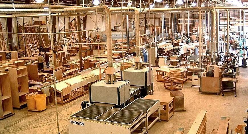 dust collection in the woodworking industry