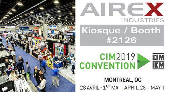 Join AIREX at the CIM Convention