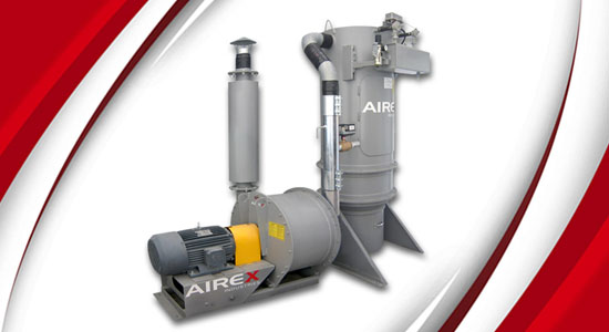 High-vacuum pump and dust collection: three examples of excellent uses at your plant
