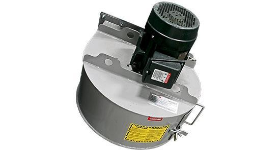 Backward Inclined Direct Drive Blower